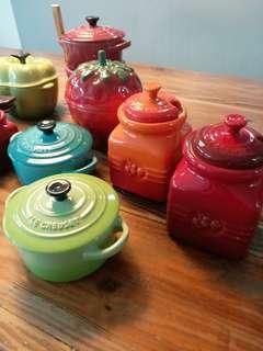 Le Creuset stoneware