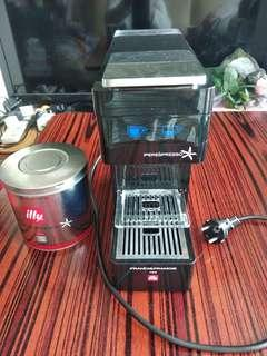 illy 膠囊咖啡机 Y3A Iperespresso   illy Capsule Coffee Maker Y3A Iperespresso