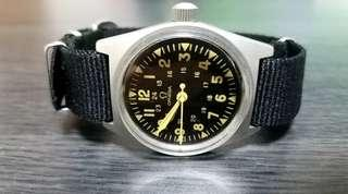 OMEGA Military watch 1965-80s