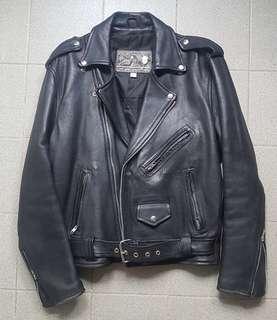 真皮皮褸 MC Jacket made in USA