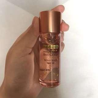 ROSE GOLD WATER BIO ESSENCE NEW BNIB