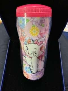 🚚 Disney 瑪麗貓 塑膠杯