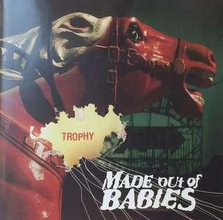 🚚 TROPHY - MADE OUT OF BABIES