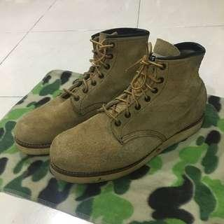 red wing x bape footsoldier
