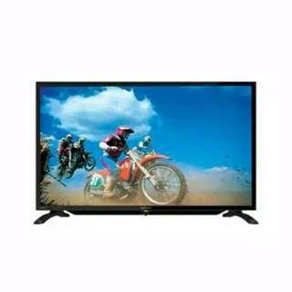 SHARP 32LE180I LED TV - Hitam