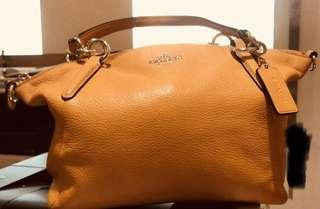 Preloved small coach kelsey