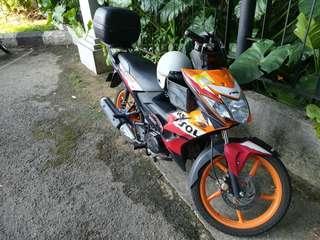 Honda 150 moterbike