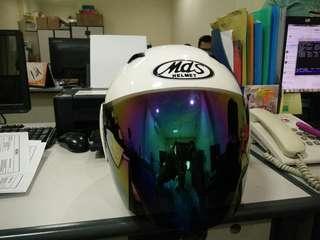 Helm mds r3 sport half face not kbc kyt nhk ink zeus