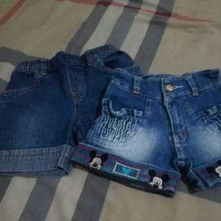 Hot pantz jeans little M