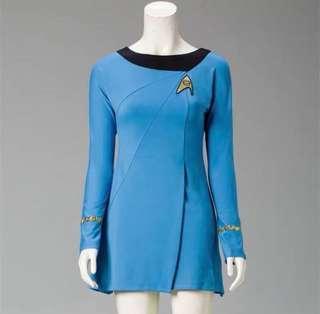 Star Trek woman Halloween costumes cosplay size S/M/L