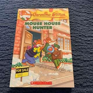🚚 Geronimo Stilton Book