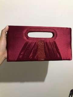 Red Party Bag