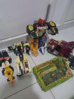Vintage Toys : For Parts.