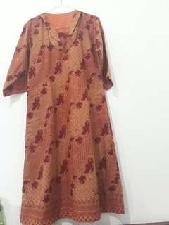 Dress Batik , Dress Kondangan