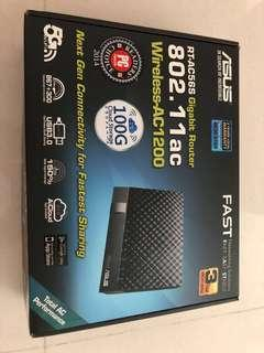 🚚 Asus Wireless Router RT AC56S AC1200