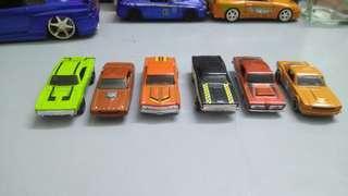 Hotwheels American LOT Car model diecast