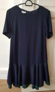 Preloved Layered Dress