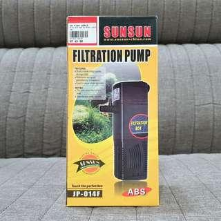 Filtration Pump for Aquarium