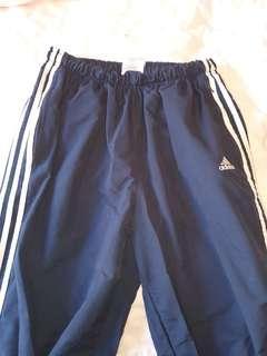 Adidas Navy Tracksuit Pants