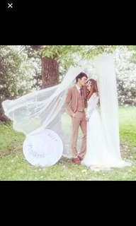 🚚 Photography Props White Tulle Mesh Net