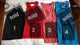 🚚 Bundle Deal! Pre Loved Work Dresses ALL for $5 each!