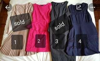 Bundle Deal! Pre Loved Work Dresses For $7.50 each!