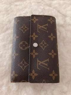 Authentic LV wallet