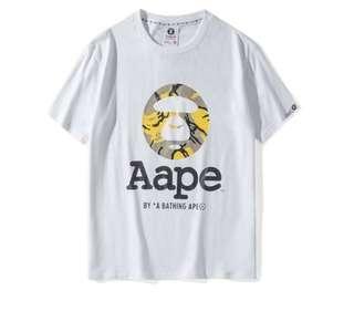 Aape 短袖