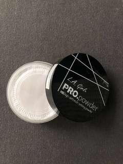 SALE | Preloved - LA GIRL Pro Setting Powder HD Translucent
