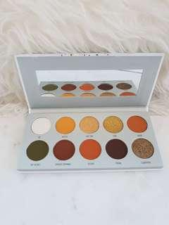 Armed & Gorgeous by Morphe Eyeshadow Palette For Sale