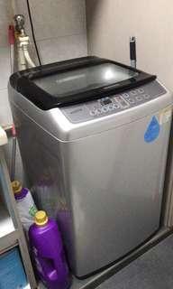 🚚 Preloved Samsung washing machine for sale