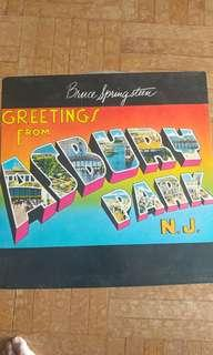 Bruce Springsteen LP CBS 65480