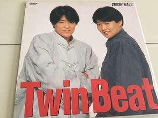 Twin Beat - Crush Gals (LP/VINYL/RECORDS)