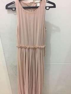 HnM maxi dress H&M
