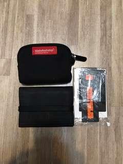 [$150兩件] HEAD PORTER BLACK BEAUTY & Manhattan Portage 袋