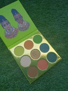 The Tribe by Juvias Place Eyeshadow Palette
