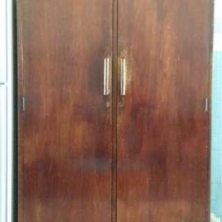 Solid Wood Vintage Cupboard