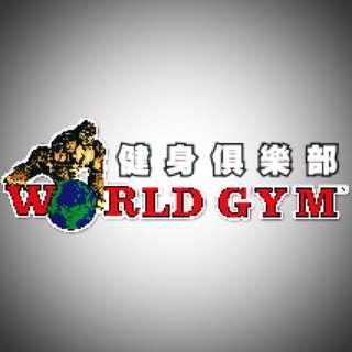 WORLD GYM 健身房會員轉移-鳳山店(運動、泡澡、健身)