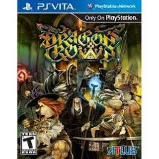 PS VITA Dragon Crown R1 (Used)