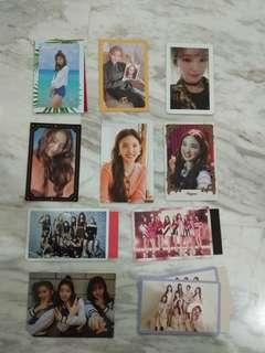 [WTT/WTS] Twice Photocards Clearance