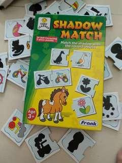🚚 Shadow match