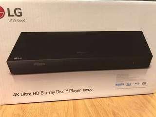UP970 4K Ultra HD Blu-ray Disc Player