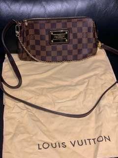 LV EVA clutch bag