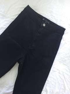 missguided black jeans