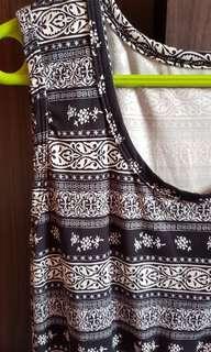 🚚 Tribal Print Dress