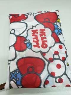 (減價每個$15)Hello Kitty 布甸狗 Melody大號環保袋(55cm x 40cm)