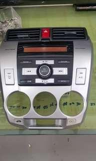 Honda City DVD Player - Model 2010