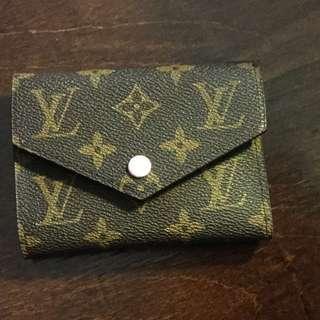 Louis Vuitton Victorine Wallet Purse Rose Ballerine