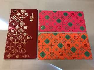 Hotel Indigo red packets