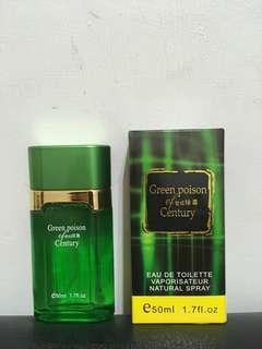 🚚 《全新現貨》50ml 世紀綠毒 green poison 香水